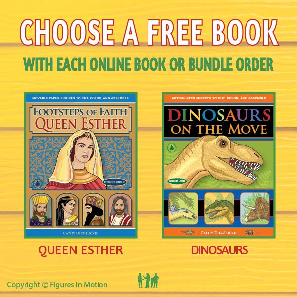 Free Book with Online book or bundle order