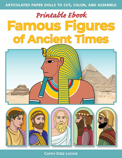 Printable Ebook Famous Figures of Ancient Times