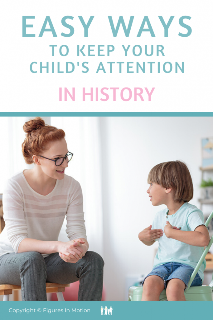 Easy Way to Keep Your Child's Attention